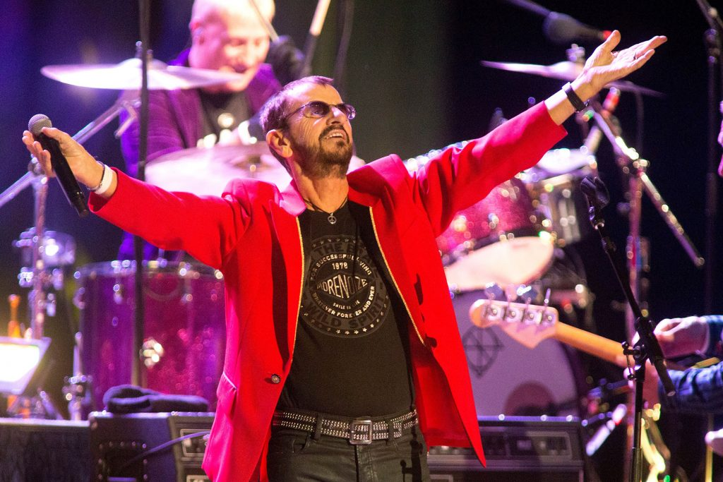 Sir Ringo hits 80 - and wants to tour more with his All ...